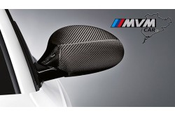 Carcasas Carbono Performance para retrovisores BMW E90 E91