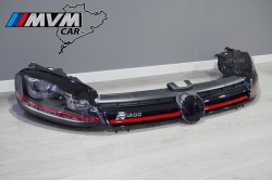 Kit faros delanteros y parrilla Golf VII 7 look GTI