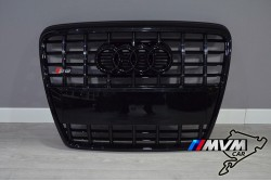 Parrilla Audi A6 4F Look S6 Black