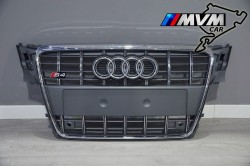 Parrilla Audi A4 B8 Look S4 Grey