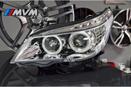 Faros Angel Eyes BMW E60 E61