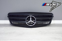 Parrilla Mercedes Clase E W212 E63 Black Matt