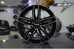 Llantas 18 Mod RS6 Gloss Black 5x112
