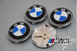 Set 4 tapabujes Bmw