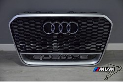 Parrilla Audi A6 C7 Mod RS Night Vision