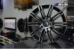 Llantas 19 Mod. Turbo S Black matt 5x130