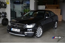 Mercedes Benz Clase C Coupe C180 - Vendido