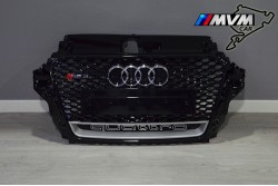 Parrilla Audi A3 Look RS3 Mod 2014-2017
