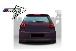 Pilotos traseros Led Volkswagen Golf V Black