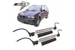 Estriberas laterales Bmw X5 E53 99-06