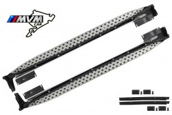 Estriberas laterales Mercedes Benz ML W164 2005-2011