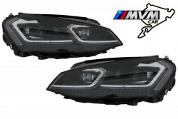 Faros delanteros Led Dynamic Volkswagen Golf VII 7 look Facelift