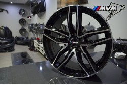 Llantas 17 Mod RS6 Gloss Black 5x112