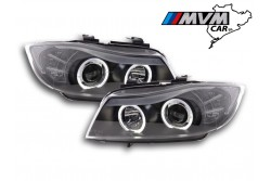 Faros Angel Eyes CCFL BMW E90 E91